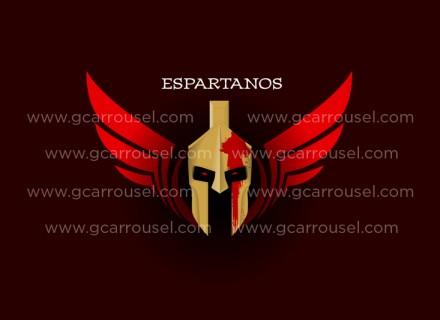 LogoEspartanosAgua